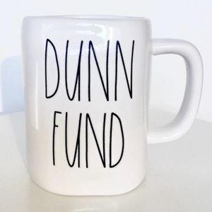 Rae Dunn Dunn Fund Mug